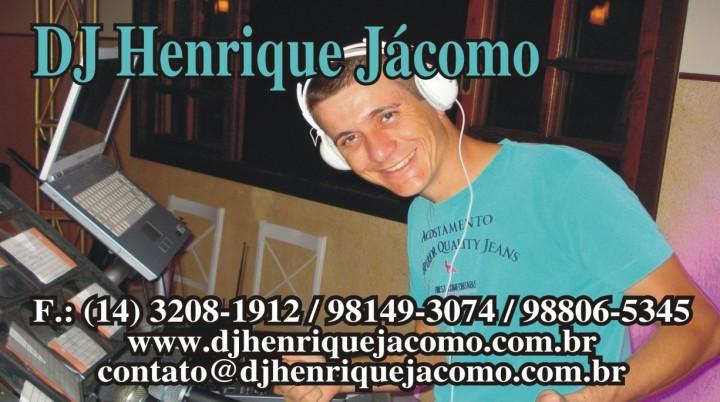 DJ HENRIQUE JÁCOMO