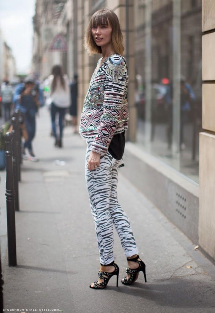 la-modella-mafia-Anya-Ziourova-street-style-prints-2