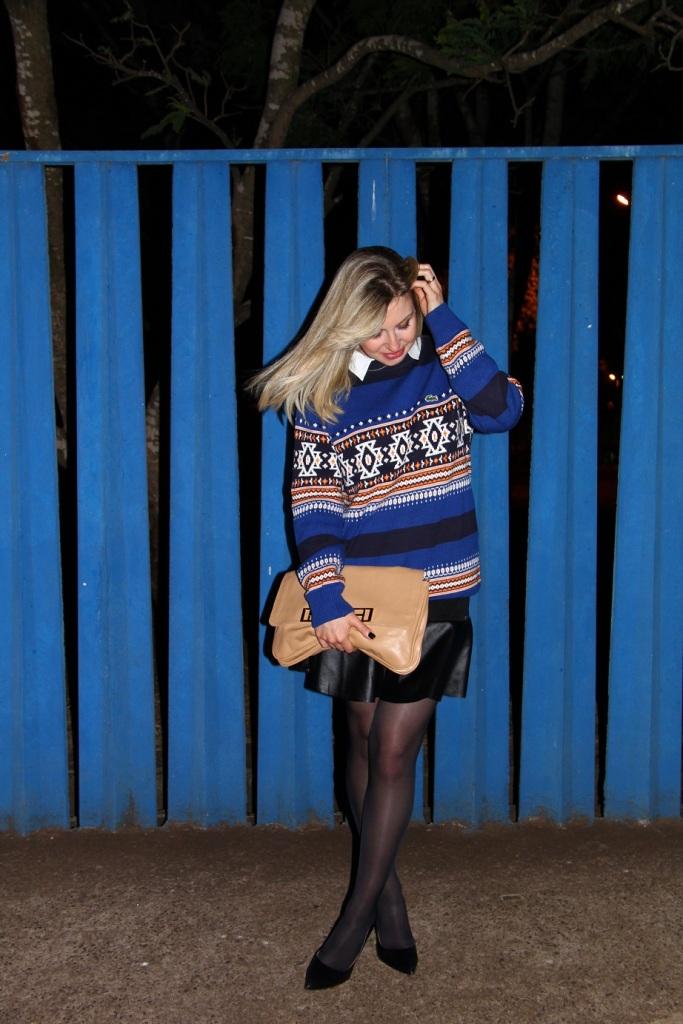 Mirella tricot étnico 1
