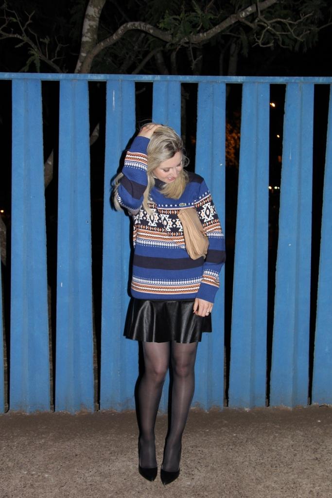 Mirella tricot étnico 2
