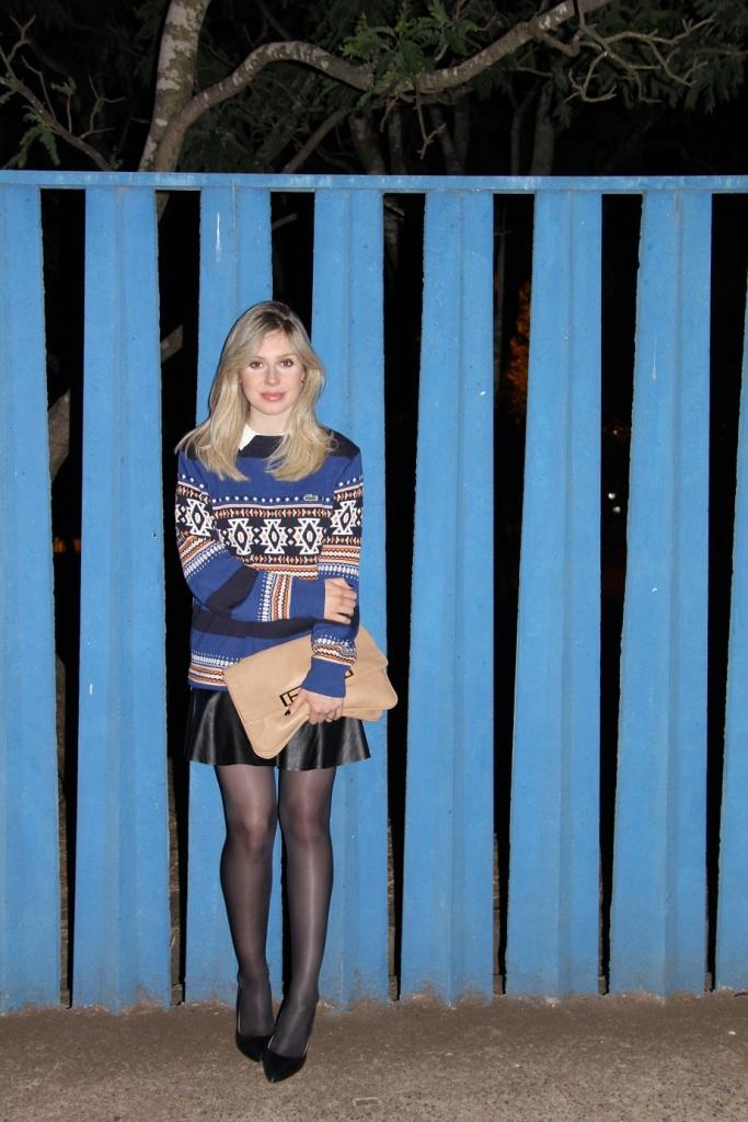 Mirella tricot étnico 5
