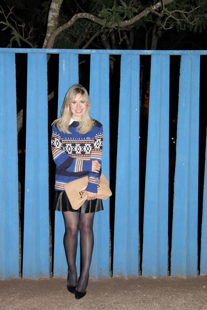 Mirella tricot étnico 6