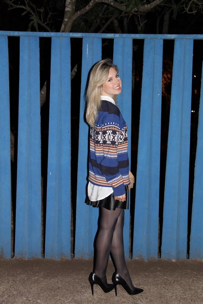 Mirella tricot étnico 7