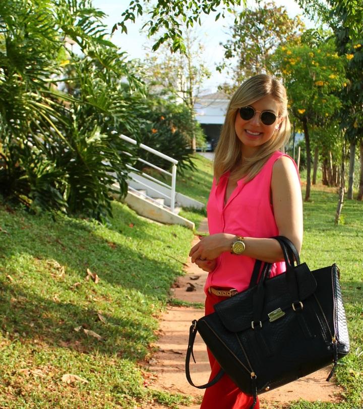 Mirella Pink and Red 10