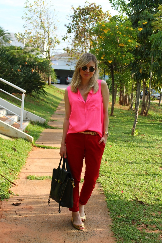 Mirella Pink and Red 2