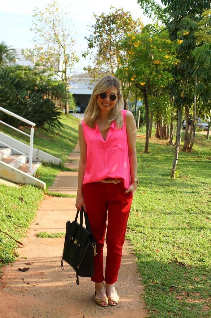 Mirella Pink and Red 4