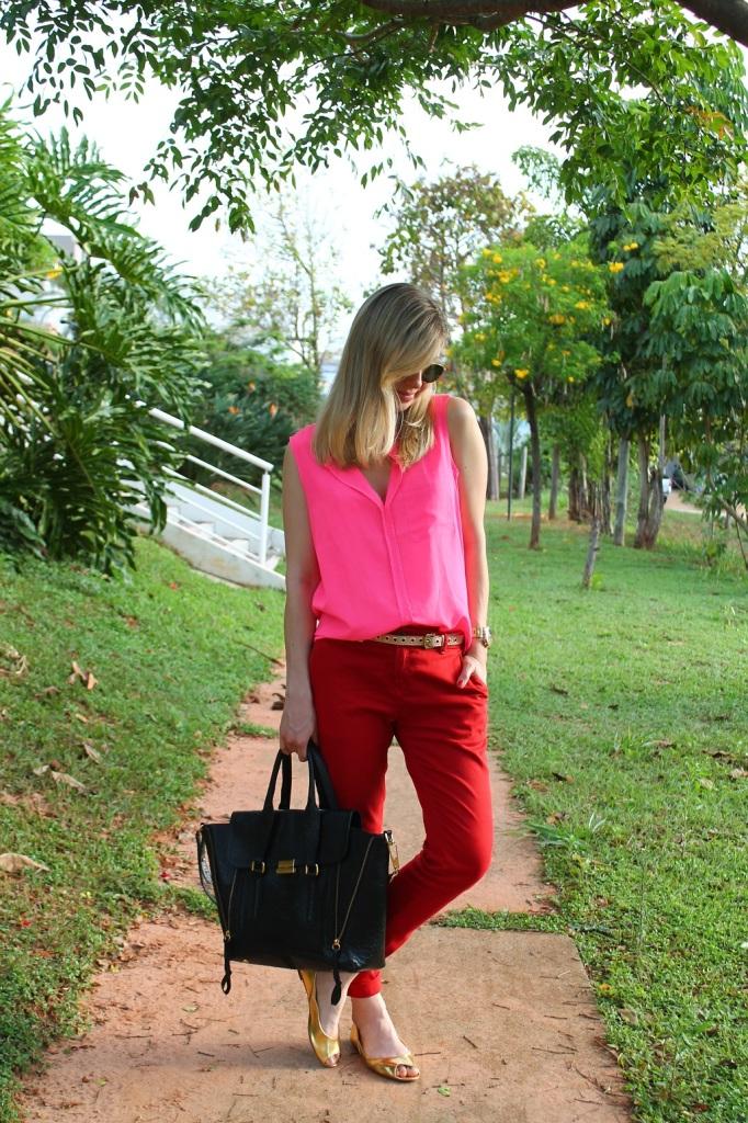 Mirella Pink and Red 6