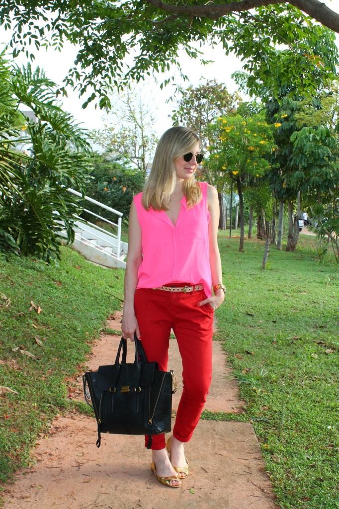 Mirella Pink and Red 7