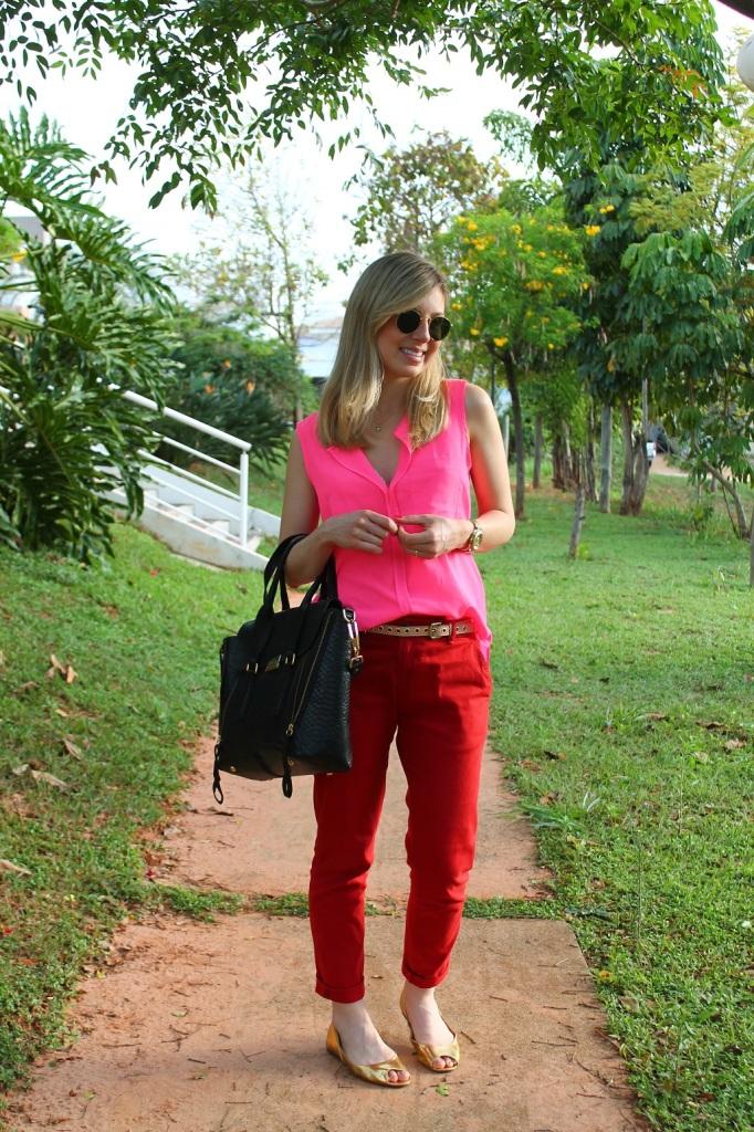 Mirella Pink and Red 9