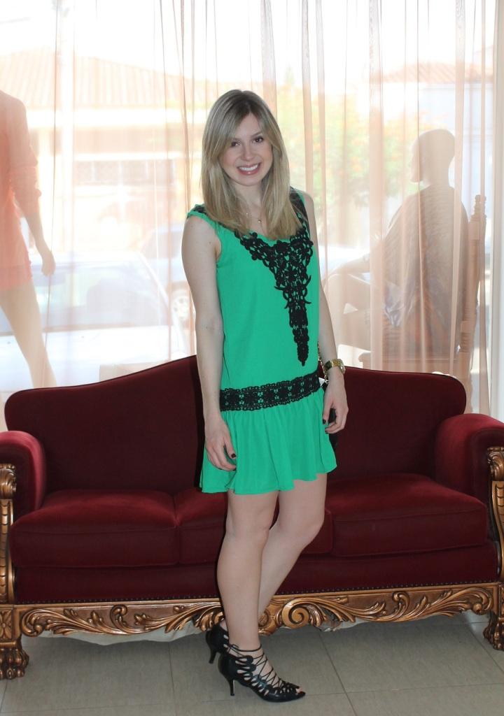 Mirella vestidinho verde 5