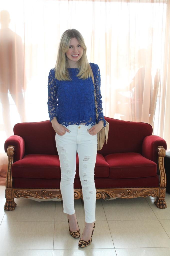 Mirella blusa renda azul 10