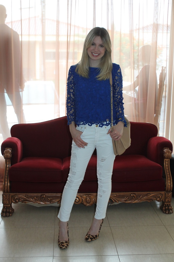 Mirella blusa renda azul 11