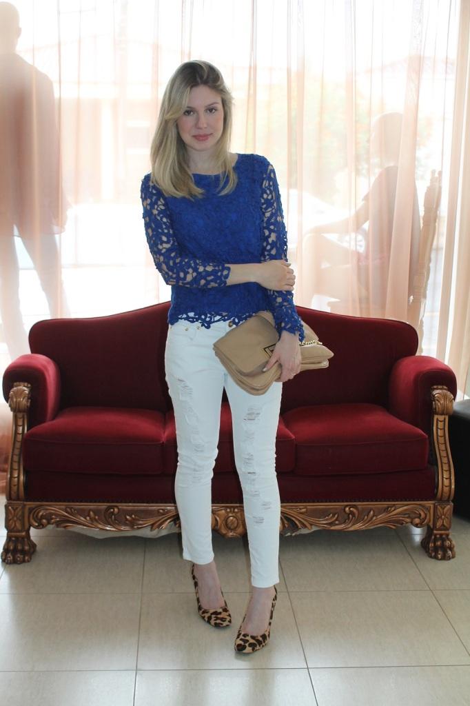 Mirella blusa renda azul 12