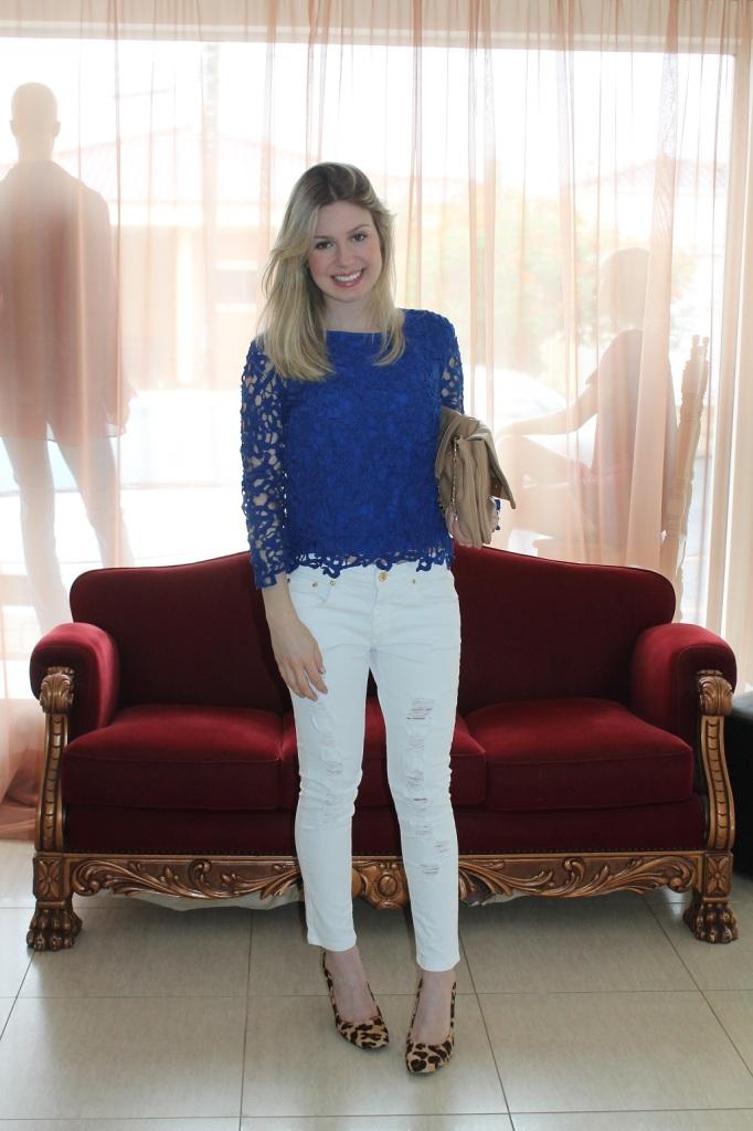 Mirella blusa renda azul 3