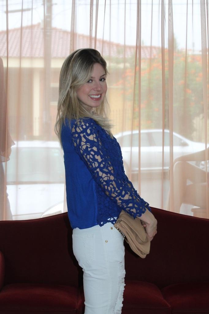 Mirella blusa renda azul 5