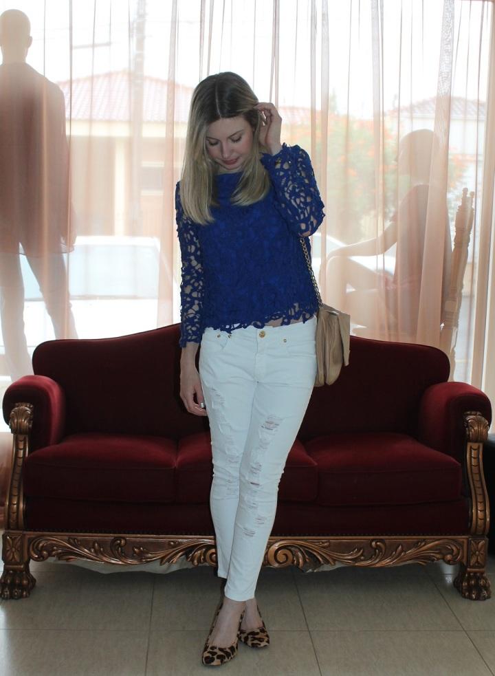 Mirella blusa renda azul 8
