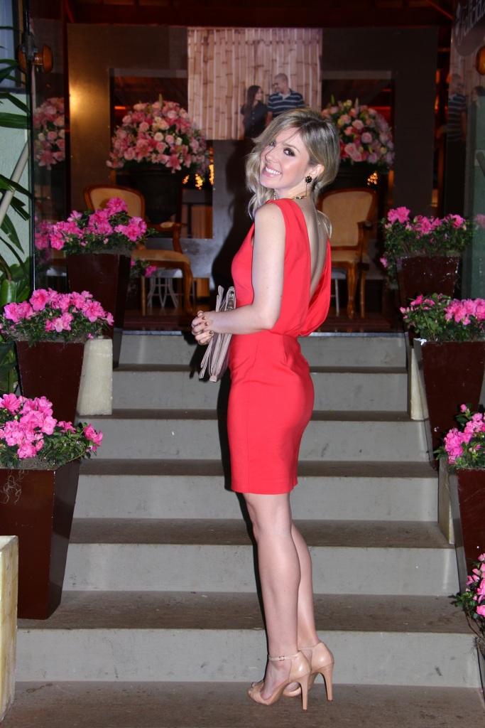 Mirella Little Red Dress 4
