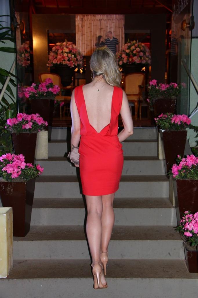 Mirella Little Red Dress 5