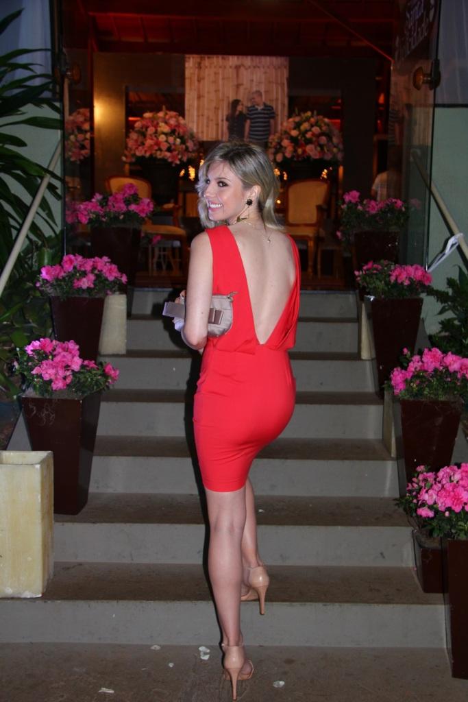 Mirella Little Red Dress 6