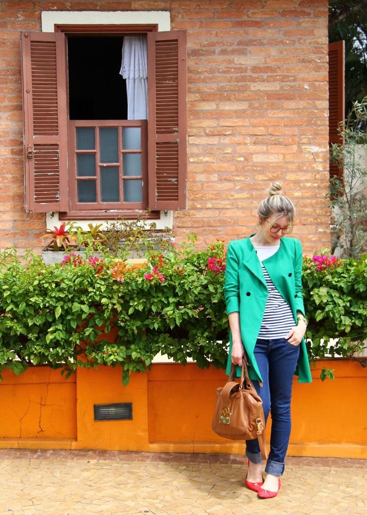 Mirella navy + verde 10