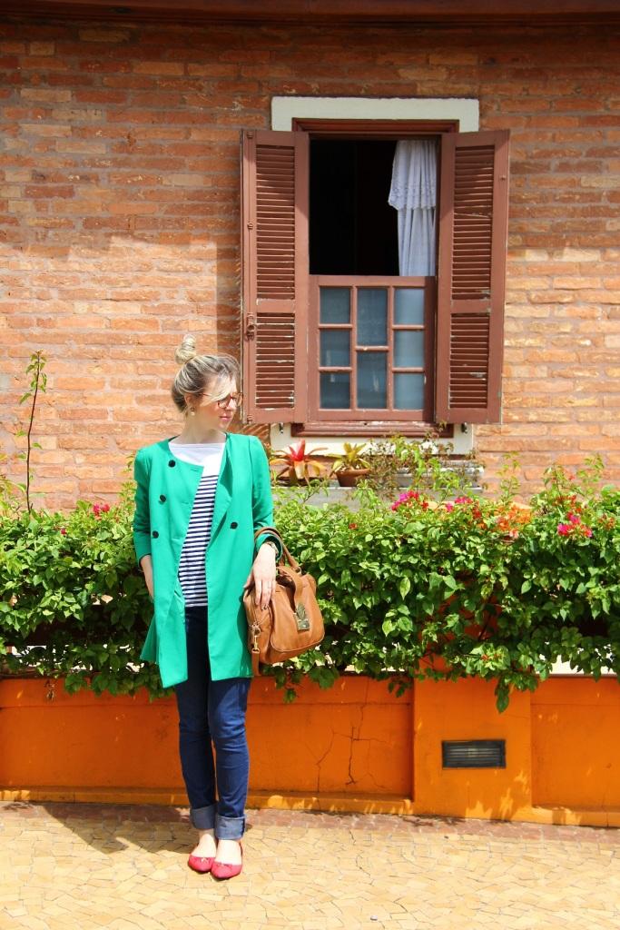 Mirella navy + verde 2
