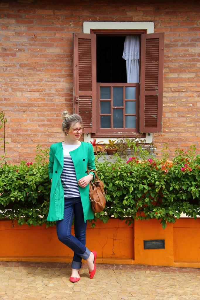 Mirella navy + verde 3