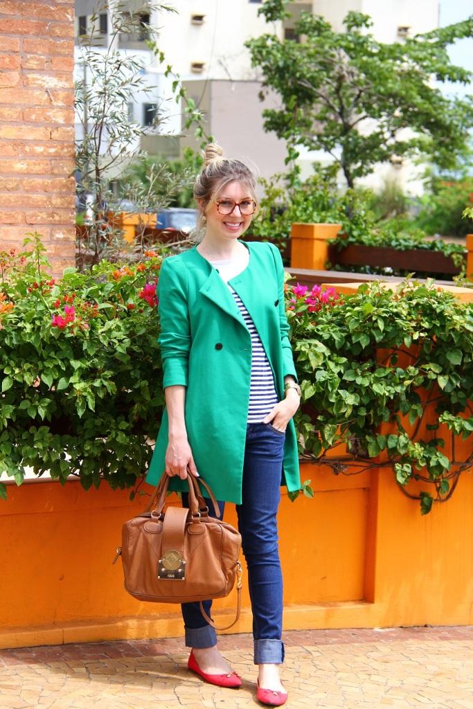 Mirella navy + verde 8