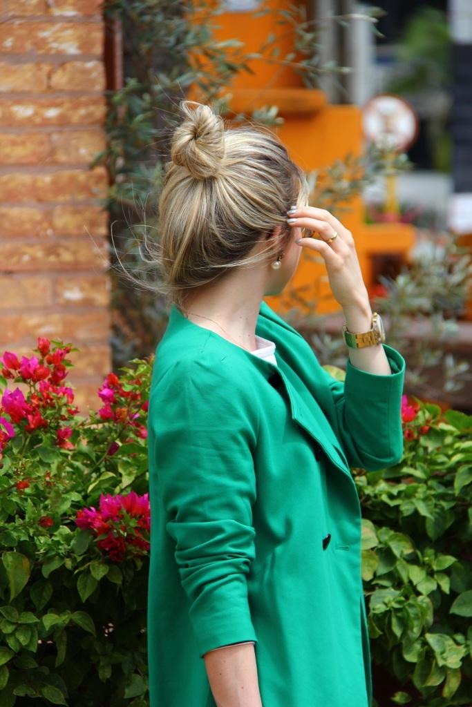 Mirella navy + verde 9