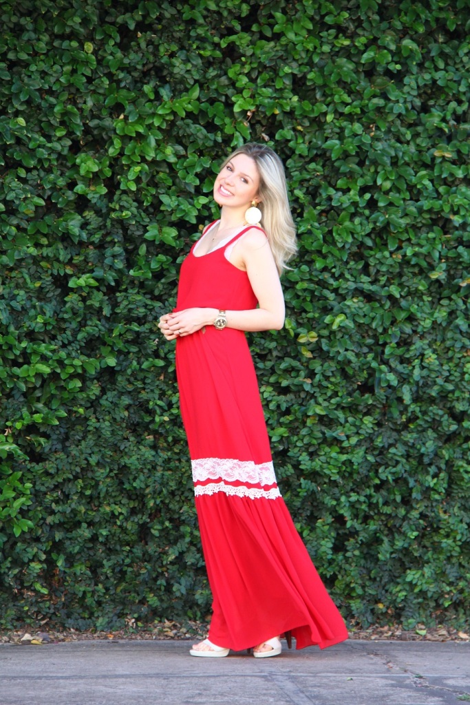 Mirella longo vermelho 1