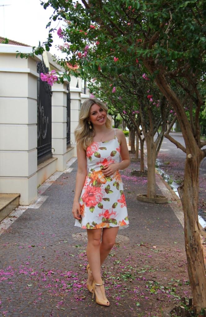 Mirella vestido floral 13