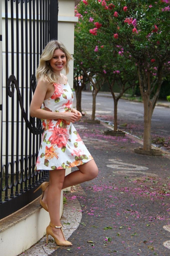 Mirella vestido floral 5
