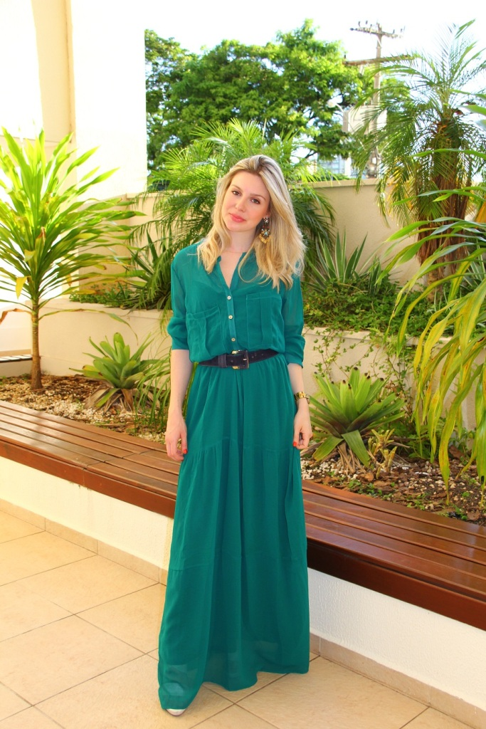 Longo verde Mirella 7