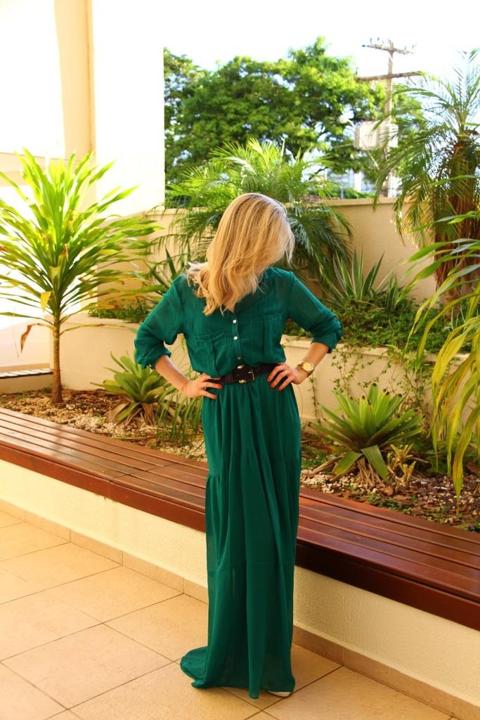 Longo verde Mirella 8