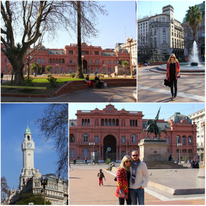 Plaza di Mayo blog Mirella 2
