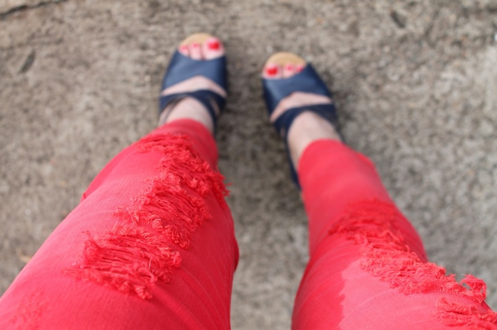 Mirella calca vermelha 2
