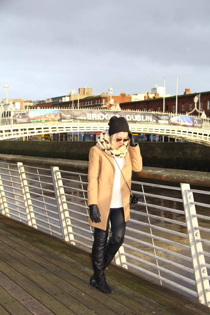 Mirella camel coat Dublin 1