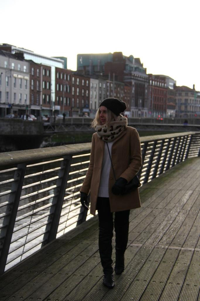 Mirella camel coat Dublin 10