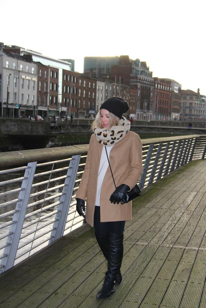 Mirella camel coat Dublin 11
