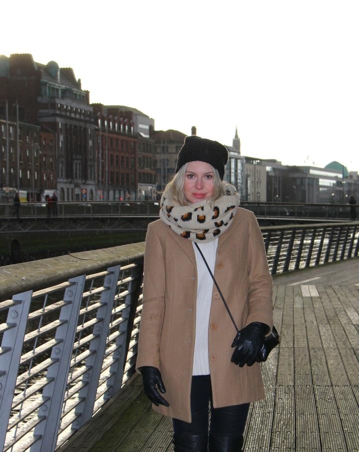 Mirella camel coat Dublin 12