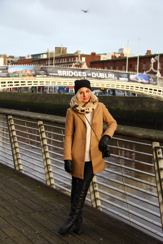 Mirella camel coat Dublin 2