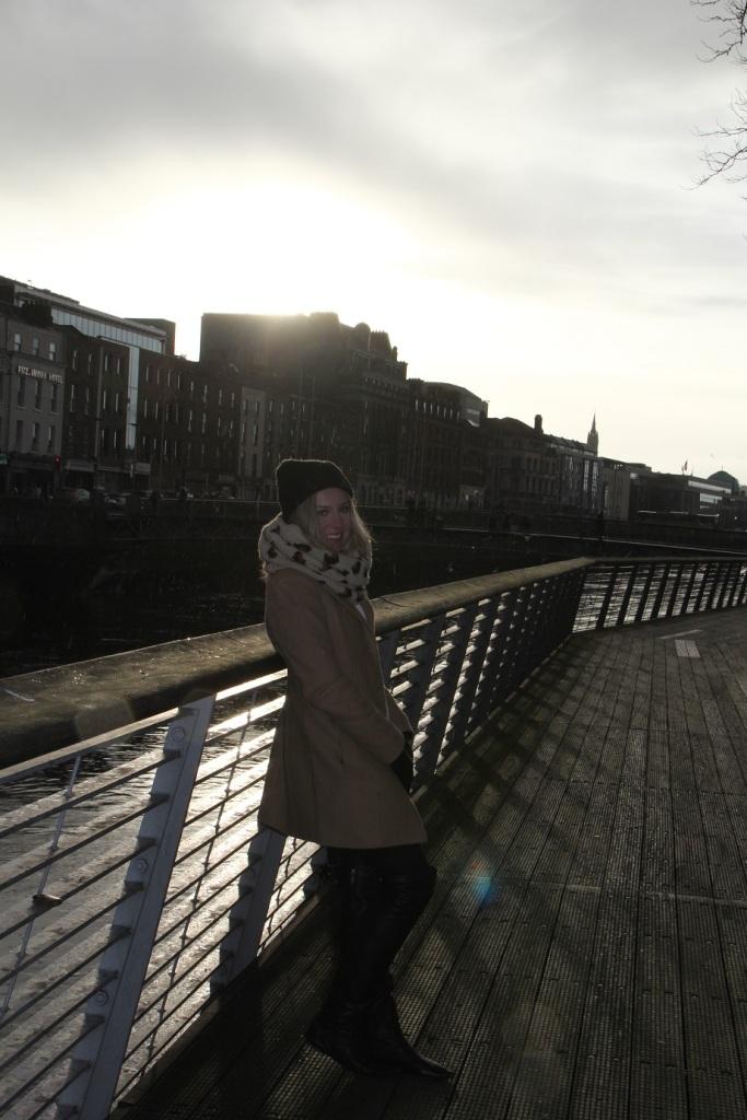 Mirella camel coat Dublin 4