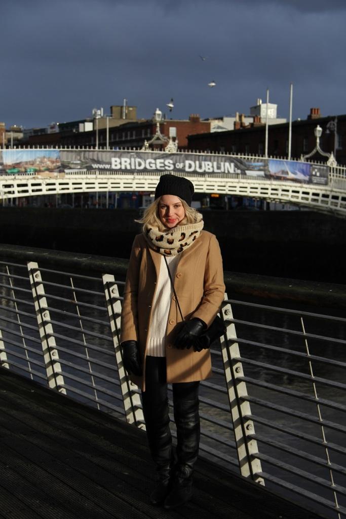 Mirella camel coat Dublin 5