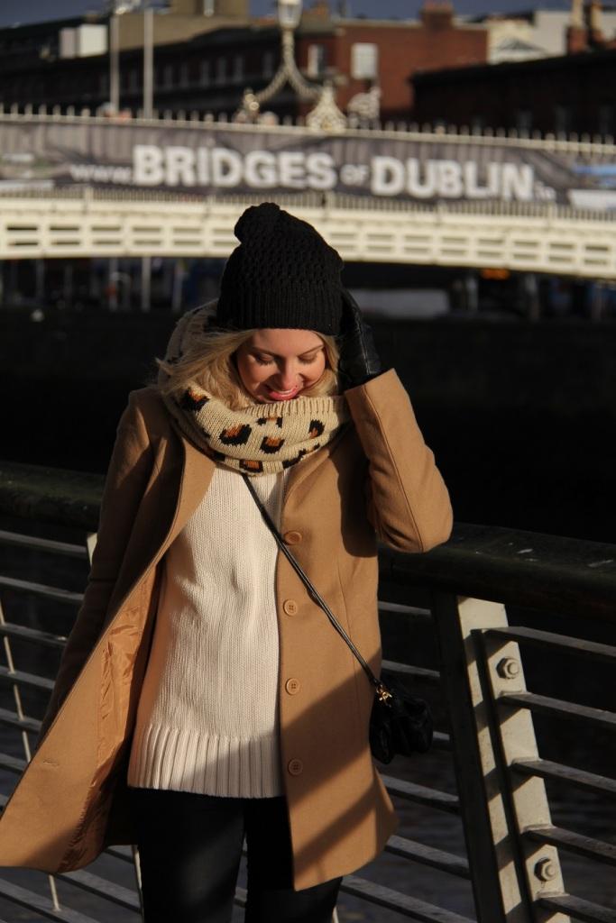 Mirella camel coat Dublin 6