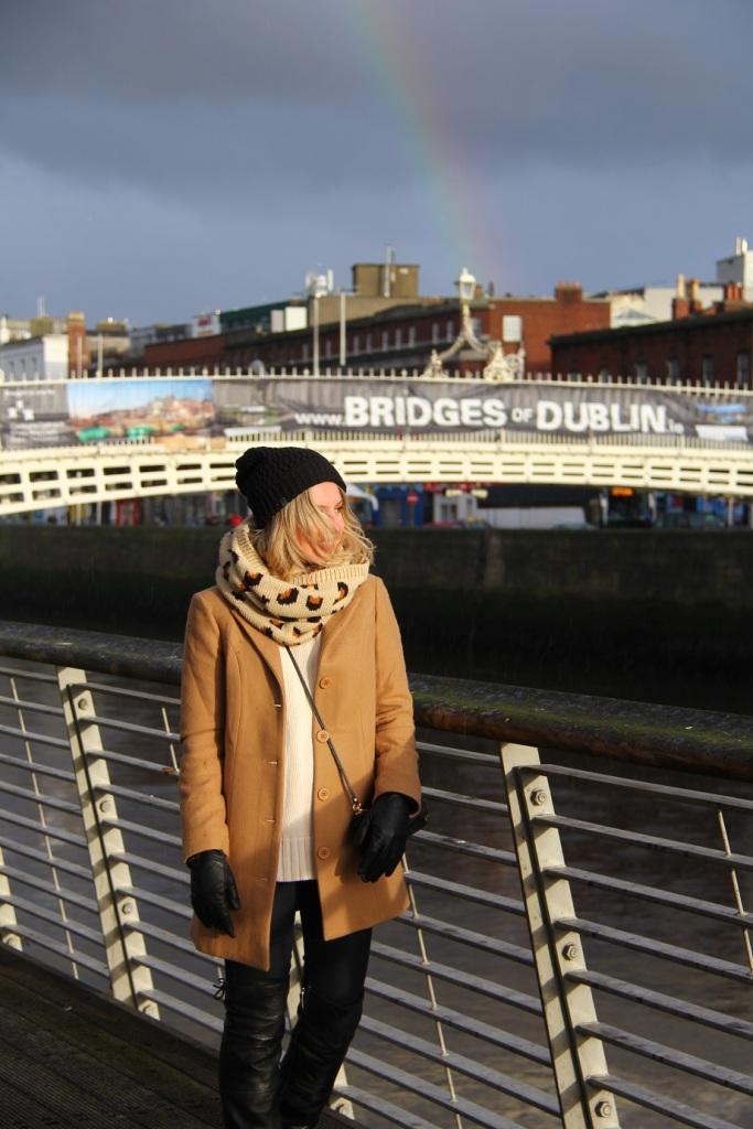 Mirella camel coat Dublin 8