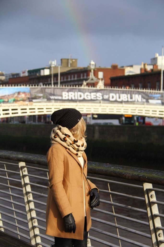 Mirella camel coat Dublin 9