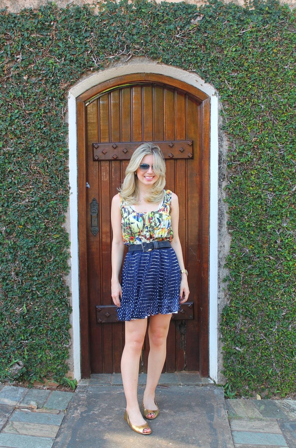Look  Mix de estampas – Mirella Cabaz ea6e298e1a1a8