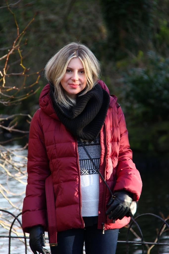 Mirella puffer coat 4