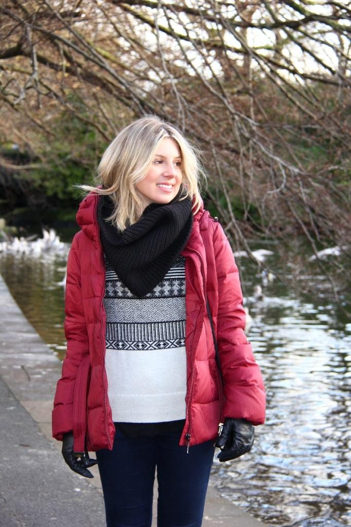 Mirella puffer coat 5