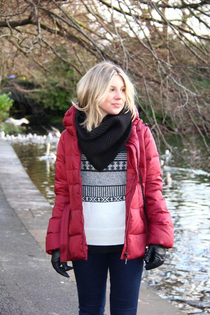 Mirella puffer coat 6