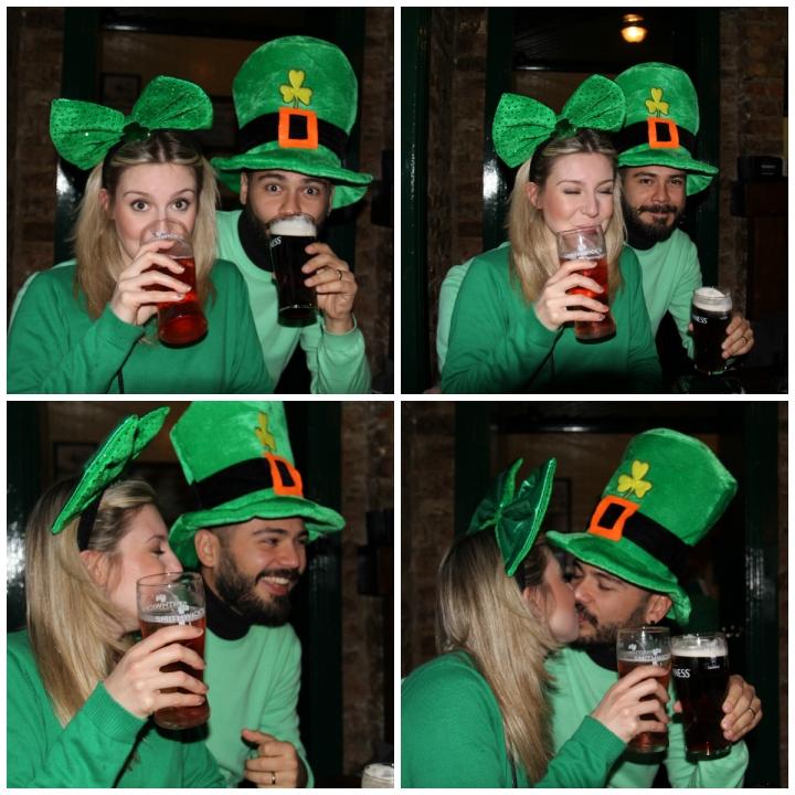 Miedani St Patrick's day